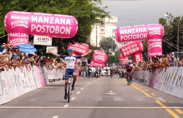 Harold Tejada (Team Medellín)