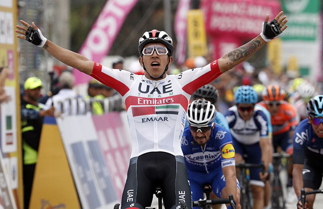 Juan Sebastián Molano (UAE Team Emirates)