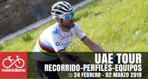 UAE Tour 2019 - Previa
