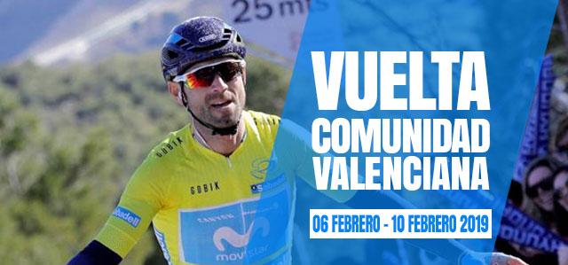 Vuelta a la Comunidad Valenciana 2019
