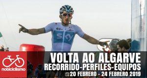 Volta ao Algarve 2019 - Recorrido, Perfil y Equipos