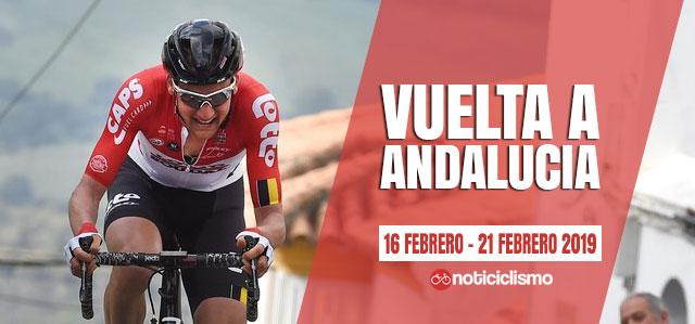Vuelta a Andalucía 2019