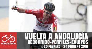 Vuelta a Andalucía 2019 - Recorrido, Perfil y Equipos