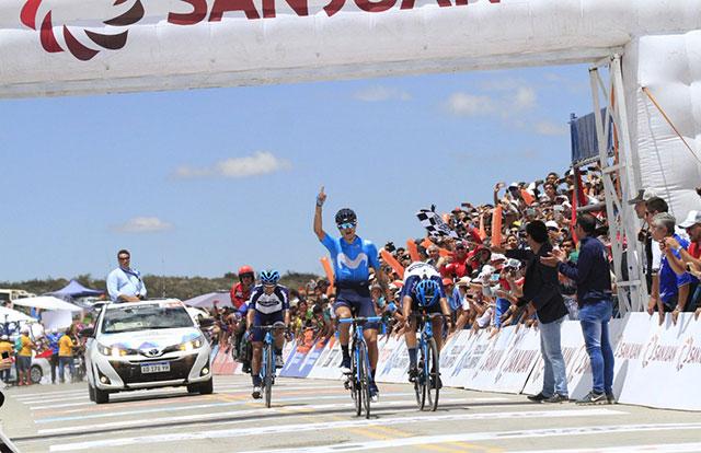 Winner Anacona (Movistar Team)