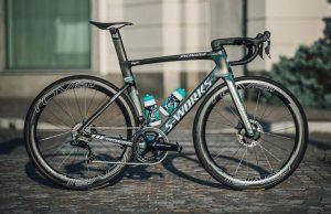Sagan Specialized S-Works Venge para la Milan-San Remo 2019
