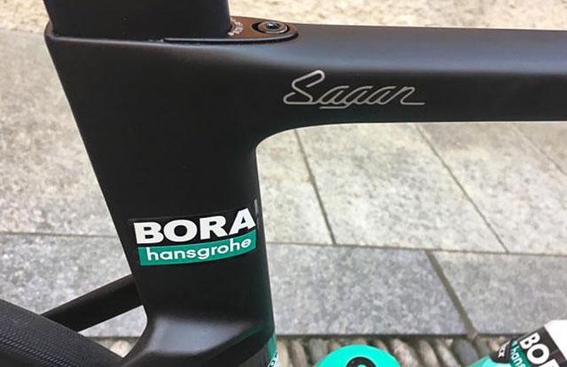 Peter Sagan Specialized S-Works Venge para la Milan-San Remo