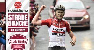 Strade Bianche 2019 - Previa