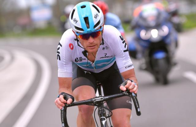 Vasil Kiryienka (Team Sky)