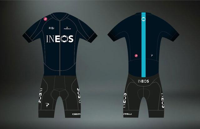Team Ineos - Kit provisional
