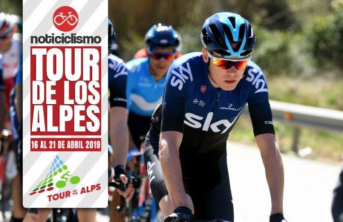Tour de los Alpes 2019 - Previa