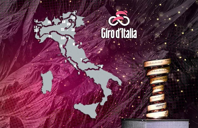 Giro de Italia 2019