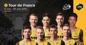 Jumbo-Visma - Tour de Francia 2019