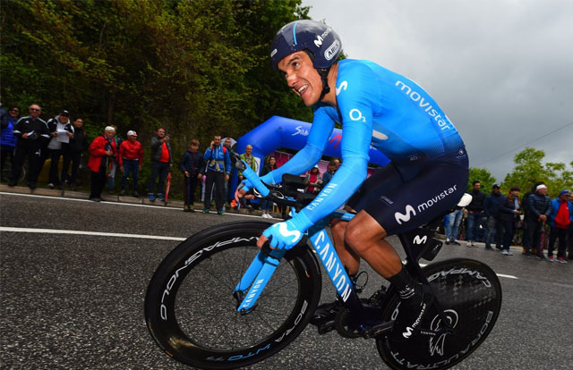 Richard Carapaz (Movistar Team)