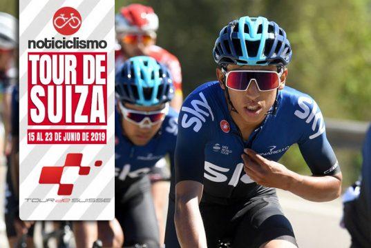 Tour de Suiza 2019 - Previa