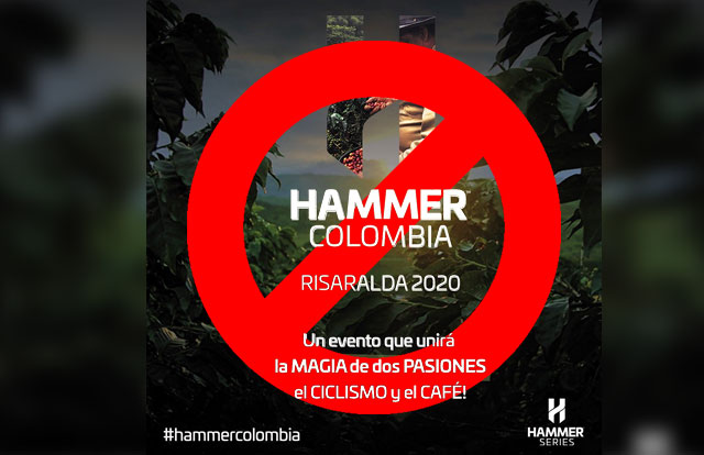 Hammer Series Colombia