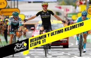 Tour de Francia 2019 (Etapa 12) Resumen y Ultimo Kilometro