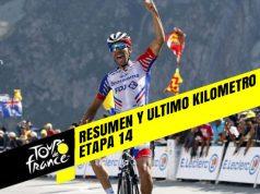 Tour de Francia 2019 (Etapa 14) Resumen y Ultimo Kilometro