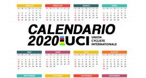 Calendario de Carreras UCI 2020
