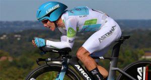 Miguel Ángel López (Astana) Argon 18 ©GettySport