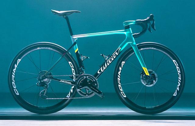 Astana Wilier 0 SLR