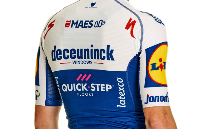 Deceuninck-Quick Step ©Sigfrid Eggers