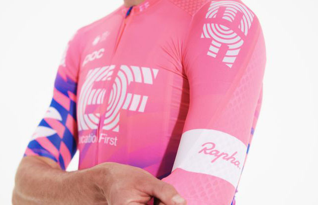 EF Education First - Kit 2020 ©Jordan Clark Haggard