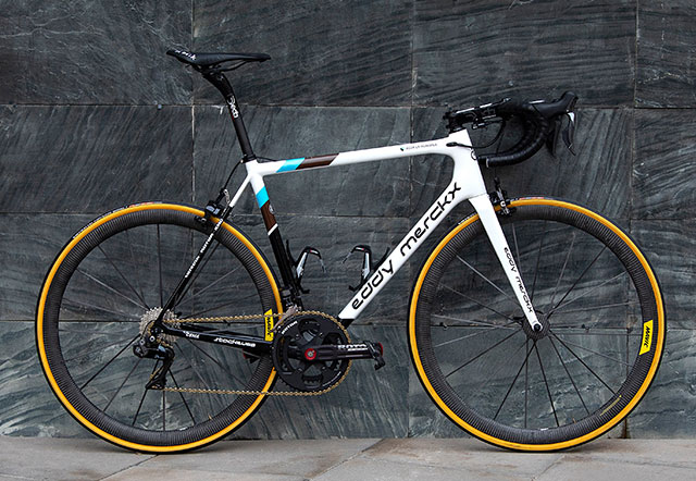 AG2R La Mondiale - Bicicleta 2020
