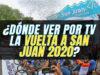 ¿Dónde ver por TV la Vuelta a San Juan 2020?