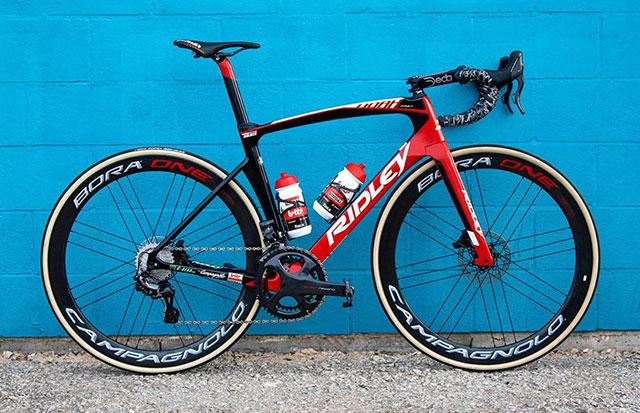 Lotto-Soudal - Bicicleta 2020