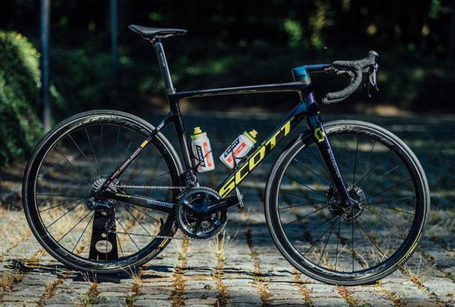 Mitchelton-Scott - Bicicleta 2020