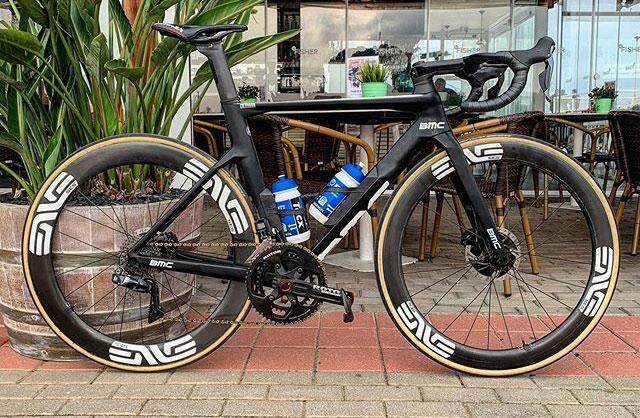 NTT Pro Cycling - Bicicleta 2020