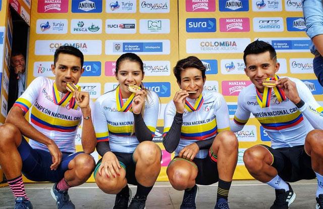 Campeonato Nacional de Ruta (Contrarreloj) Clasificaciones Completas