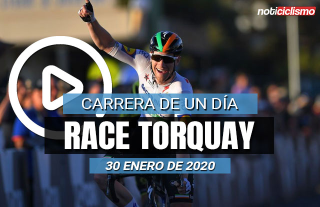 Race Torquay 2020: Últimos Kilómetros