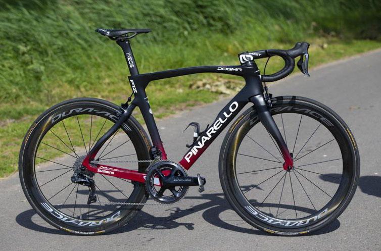Team Ineos - Bicicleta 2020