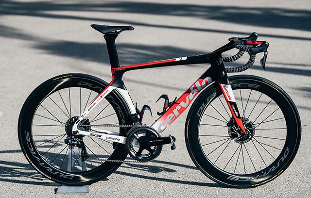 Team Sunweb - Bicicleta 2020