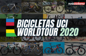 Todas las Bicicletas de los Equipos WorldTour 2020