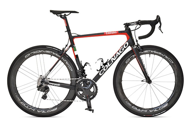 UAE Team Emirates - Bicicleta 2020