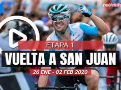 Vuelta a San Juan 2020 (Etapa 1) Últimos Kilómetros