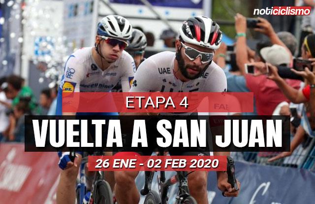 Vuelta a San Juan 2020 (Etapa 4) Últimos Kilómetros