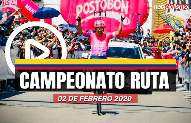 Campeonato Nacional de Ruta de Colombia 2020