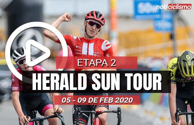 Herald Sun Tour 2020 (Etapa 2) Últimos Kilómetros