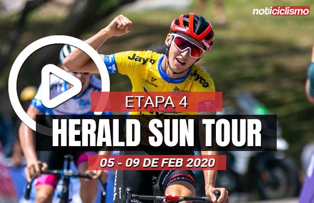[VIDEO] Harald Sun Tour 2020 (Etapa 4) Últimos Kilómetros