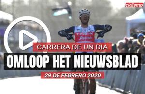 [VIDEO] Omloop Het Nieuwsblad 2020: Últimos Kilómetros