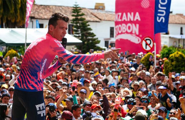 Rigoberto Úran (EF Pro Cycling)
