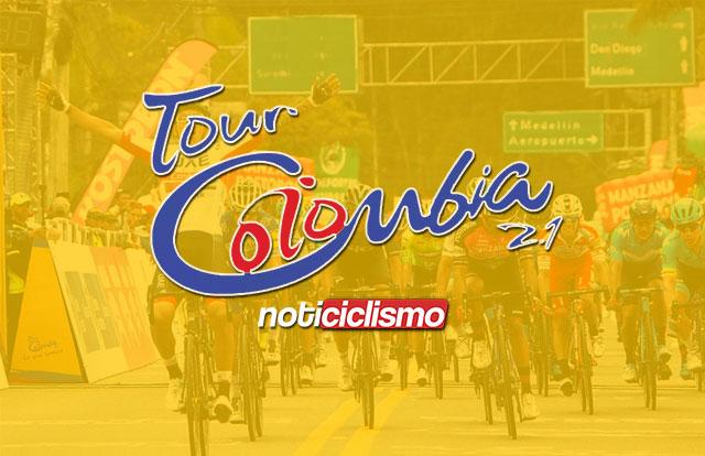 Tour Colombia 2020 - Portada
