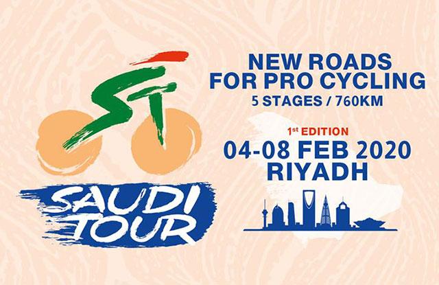 Tour de Arabia Saudita