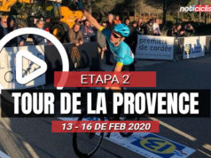 [VIDEO] Tour de la Provence 2020 (Etapa 2) Últimos Kilómetros