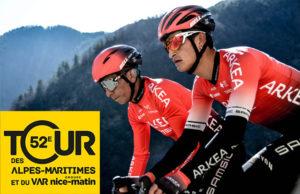 Tour des Alpes Maritimes et du Var 2020 - Portada