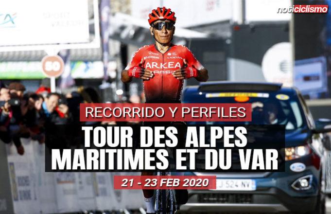 Tour des Alpes Maritimes et du Var 2020 - Previa