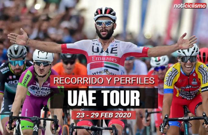 UAE Tour 2020 - Previa